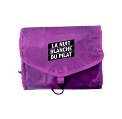 Trousse de toilette marquage logo club running course