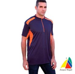 Tee shirt Aqua Royal sport