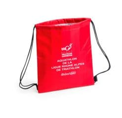 Sac piscine serigraphie dotation personnalisable