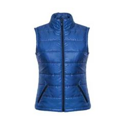 Gilet matelasse femme polyester personnalise publicitaire